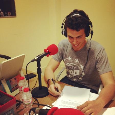 gbu en la radio