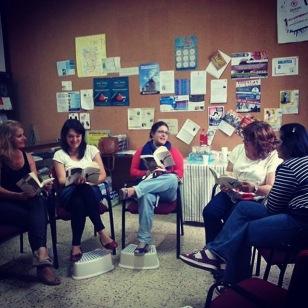 Club de lectura mujeres Canarias
